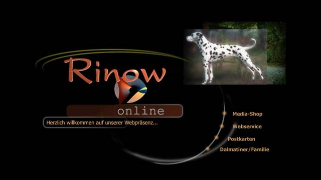Rinow Website