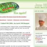 Jans Küchenleben