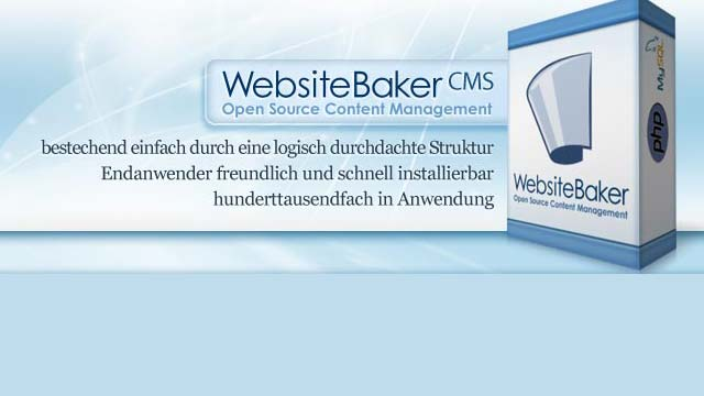 Websitebaker